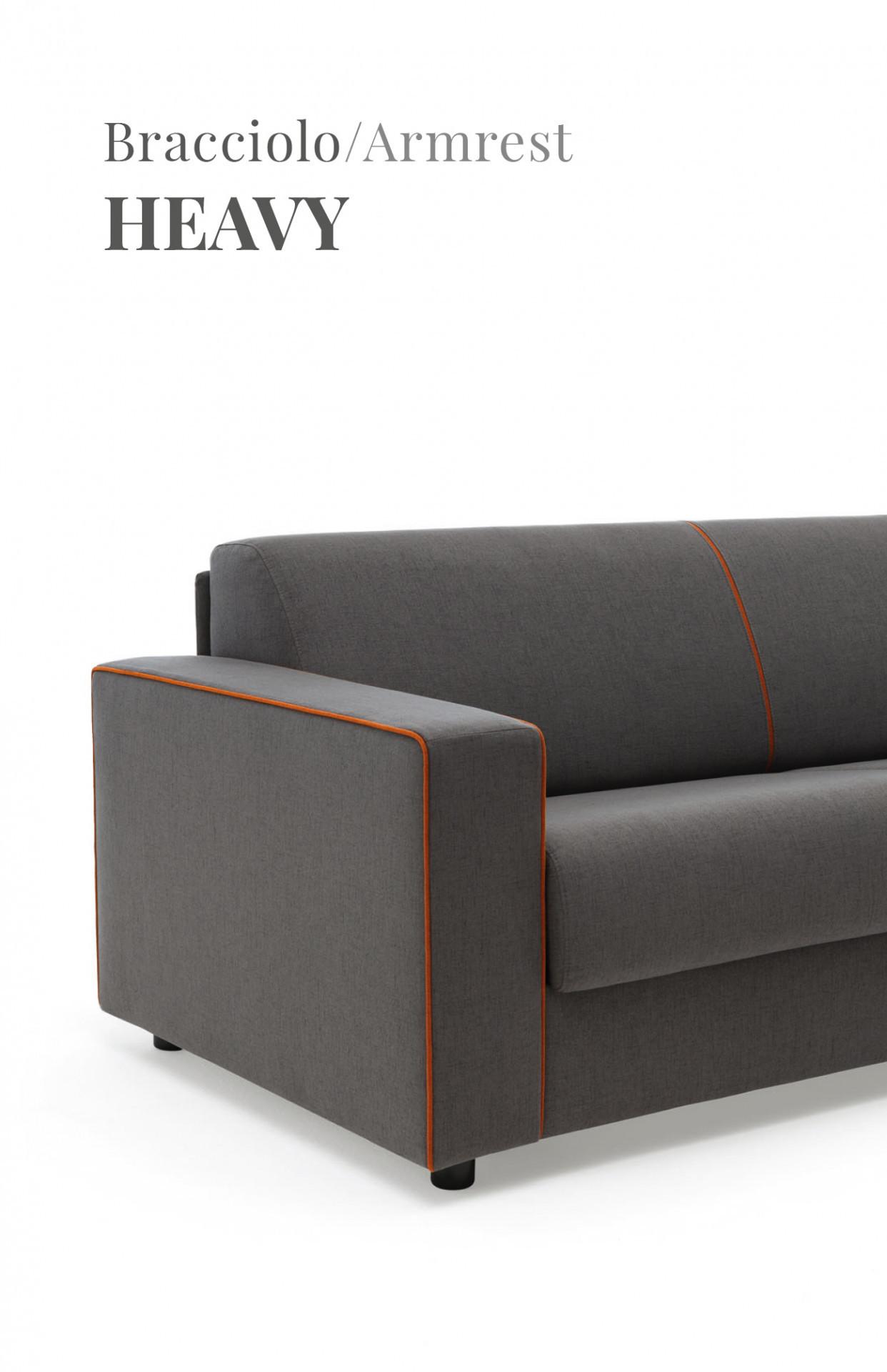 Sofa beds in fabric - Madeira | LeComfort