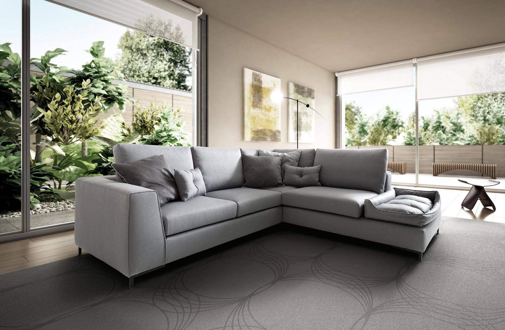 Divani in tessuto harmony lecomfort - Divano le confort ...