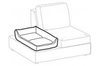 Sofas Abby Pet bed