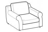 Sofas Abby Armchair