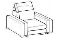 Sofas Astor Armchair
