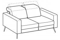 Sofas Christopher 2-er sofa