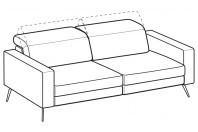 Sofas Christopher 4-er sofa
