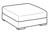 Sofas Forest Footstool