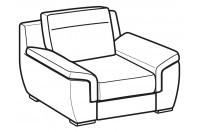 Sofas Hollis Armchair