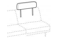 Sofas Icaro Headrest
