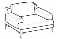 Sofas Nixon Armchair