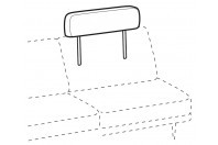 Sofas Russel Headrest