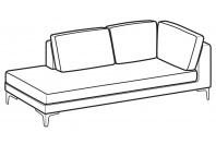 Sofas Spencer Angular side element