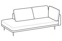 Sofas Tidy Angular side element